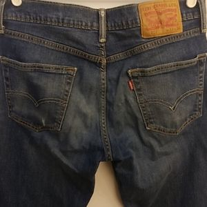 Levi Strauss & Co 511 jeans 33 x 32
